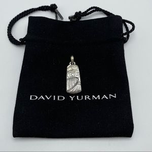 David Yurman Northwest Pendant